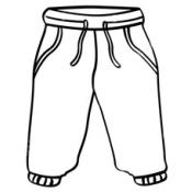 Trg. Shorts/Pants (3)